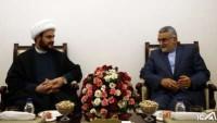 Brucerdi: İran Irak'ta barış ve istikrarın sağlanmasına destek vermekte