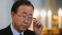 Ban-Ki Moon'dan Filistin itirafı