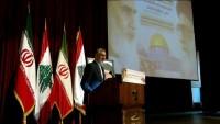 İran'ın Beyrut Maslahatgüzarı: Filistin İslam aleminin birinci meselesi kalmaya devam edecek