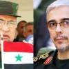 İran ve Suriye Genelkurmay Başkanları telefon görüşmesi yaptı