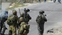 İşgal Güçleri Batı Yaka'daki Çatışmalarda Üç Filistinliyi Yaraladı