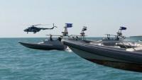 İran Sınır ihlali yapan Arabistan'a ait tekneye el koydu