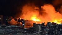 Bağdat'ta bomba yüklü araç patlatıldı: 20 ölü