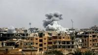 ABD'ye Ait Uçaklar Suriye'nin Hecin Kentinde Bir Cami'yi Bombaladı