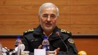 İran polisi diğer ülkelerle işbirliğine hazır