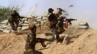Irak'ta terör örgütü IŞİD'in tedarik yolları kapandı