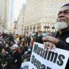 İngiliz Müslümanları, Trupm'un ülkeye girişinin yasaklanmasını istedi