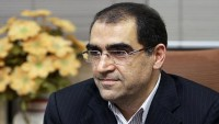 Lübnan sanayi bakanı İran sağlık bakanıyla görüştü