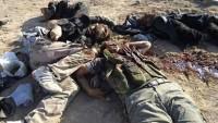 İdlib ve Hama'da 50 terörist öldürüldü