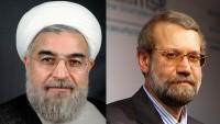 Ruhani ve Laricani'den İstihbarat bakanlığına övgü
