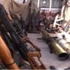 Suriye'de onlarca silahlı kişi teslim oldu