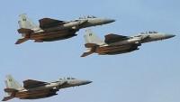 Suudi Amerika savaş uçakları, Yemen'i bombaladı