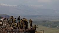 Irkçı İsrail rejiminin Suriye'ye karşı karanlık emelleri