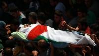 Kudüs intifadası şehitleri ve eylemleri açıklandı