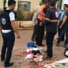 Siyonistler Filistinli kız çocuğunu yaraladılar