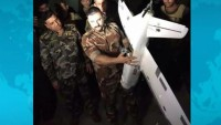Irak'ta IŞİD'e ait bir İHA imha edildi
