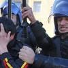 Azerbaycan Cumhuriyeti'nin Şeki şehrinde onlarca kişi göz altına alındı
