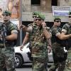 İran'ın Lübnan elçiliğine saldıran kişi yakalandı