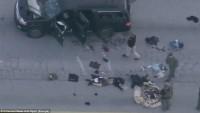 ABD silahlı saldırılarında onlarca ölü ve yaralı
