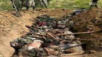 Nijerya'da şehitler toplu mezarlara gömülüyor