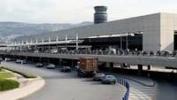 Suriyelilere vize uygulaması nedeniyle, yüzlerce Suriyeli Beyrut hava alanında zor durumda kaldı