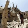 Suudi savaş uçakları, Yemen'in muhtelif noktalarına saldırdı