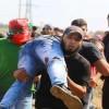 Siyonist askerler bir Filistinliyi daha şehit etti