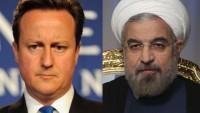 Ruhani ve Cameron arasında görüşme