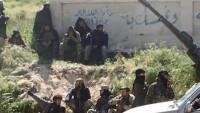 Siyonist İsrail Suriye'de tekfiri terör örgütlerine yardımda bulunuyor