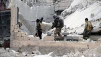 Irak'ın kuzeyinde onlarca terörist öldürüldü