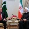 Pakistan Başbakanı, İran Cumhurbaşkanı ve Yardımcısı ile görüştü