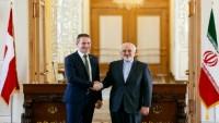 İran ve Danimarka Dışişleri bakanları bir araya geldi