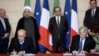 İran ve Fransa arasında 20 işbirliği anlaşması imzalandı