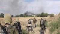 Irak'ta IŞİD teröristleriyle mücadele sürüyor