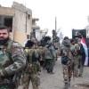Suriye ordusu Tedmur şehrinin çevresindeki tarım arazilerini kontrol altına aldı