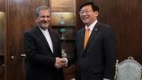Cihangiri: Tahran ve Seul ilişkilerinin önünde hiçbir engel yok