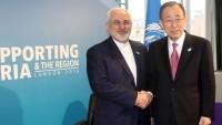 İran Dışişleri Bakanı Zarif'in Londra'da görüşmeleri