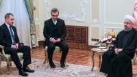 Rusya savunma bakanı İran cumhurbaşkanı ve savunma bakanı ile görüştü