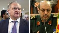 İran Savunma Bakanı Rusya Başbakan Yardımcısı ile görüştü