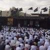 Alı Halife rejimi yine Cuma namazına engel oldu