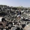 Suudi Amerika savaş uçaklarının Yemen saldırıları sürüyor