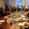 Macaristan başbakan yardımcısı, İran Atom Enerjisi Kurumu başkanı Salihi ile bir araya geldi