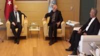 Bölgede barış ve istikrar, İran ve Türkiye'nin ortak görüşü