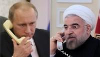 Ruhani Putin'i Uyardı: Ateşkes Teröristlerin Güçlenmesine Fırsat Vermemelidir