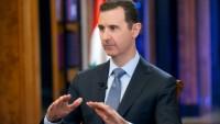 Beşar Esad: Batı İslami hüviyeti yok etmek istiyor