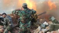Suriye'de IŞİD elebaşı muhasara altına alındı