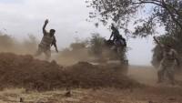 Suriye ordusu, Türkiye sınırına dayandı