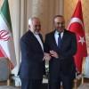 İran ve Türkiye Dışişleri bakanları görüştü