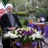 İran Cumhurbaşkanı Ruhani, Nevruz bayramı münasebeti ile tebrik mesajı yayınladı