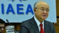 Yukiya Amano İran'ın kendi sorumluluklarını yerine getirdiğini vurguladı